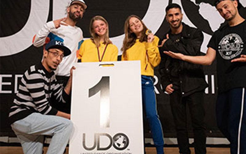 Talli und Lisa UDO 1 Platz 2019