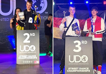 Wettkampf UDO Worldchampionsships